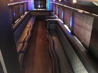 33-passenger Limo Bus in Tampa