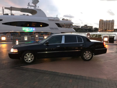 Executive Transportation cruise port transportation for city tour