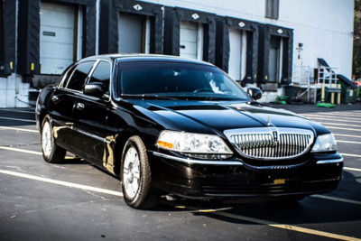 Executive Transportation corporate luxury car service st pete