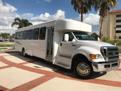 Affari Transportation Shuttle Buses Tampa, FL
