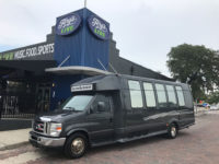 city and brew tours clearwater shuttle bus luxury car service