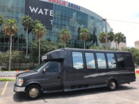 tailgating contert party bus to amalie arena tampa