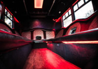 Tampa party bus for prom bachelor bachelorette birthday