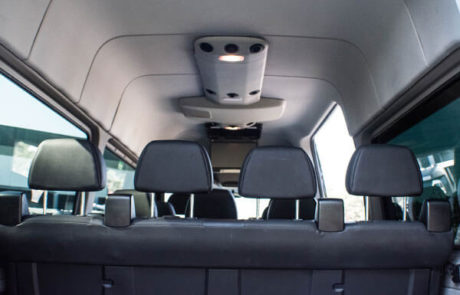 rent passenger van for concert in tampa
