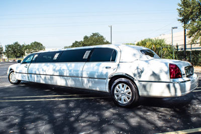 stretch limo rental company tampa bay area