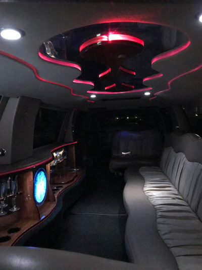 party bus limo company for tampa wedding