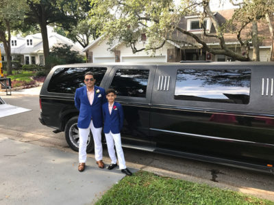 stretch SUV for any occasion st pete limo service