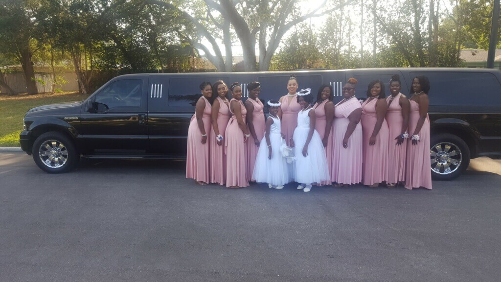 Affari Tranportation wedding party Transportation Tampa, FL